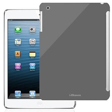 i-Blason Smart Cover Hard Snap On Slim Fit Case For iPad Air, Dark Gray
