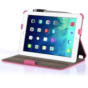 i-Blason MINI2-H-MAGENTA Faux Leather Folio Case for Apple iPad Mini, Magenta