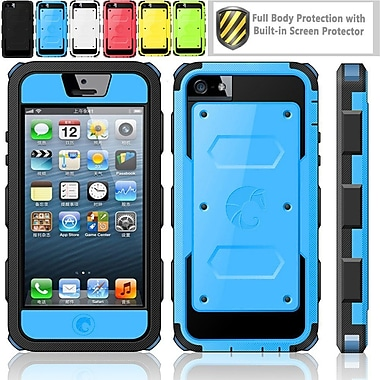 i-Blason Armorbox Dual Layer Hybrid Protective Case For iPhone 5C, Blue