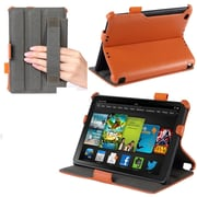 "i-Blason Slim Fit Cover Case For 7"" Amazon Kindle Fire HD 2013, Orange"