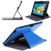 "i-Blason Slim Fit Cover Case For 7"" Amazon Kindle Fire HDX 2013, Blue"
