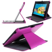"i-Blason Slim Fit Cover Case For 7"" Amazon Kindle Fire HDX 2013, Magenta"