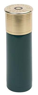 Stansport™ 12 Gauge 25 oz. Shotshell Thermal Bottle, Green