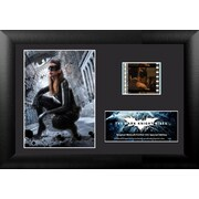 Batman The Dark Knight Rises Ca2man Mini FilmCell Presentation Framed Vintage Advertisement