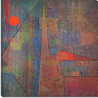 iCanvas ''Ad Parnassum'' Canvas Wall Art by Paul Klee; 37'' H x 37'' W x 0.75'' D