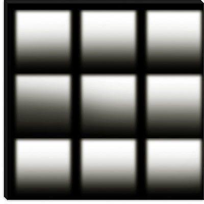 iCanvas Modern Cuboids ll Graphic Art on Canvas; 18'' H x 18'' W x 0.75'' D