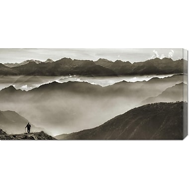 Global Gallery 'Across My World' by Fulvio Ferrua Photographic Print on Wrapped Canvas