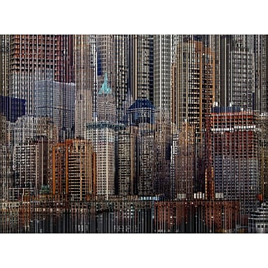 Carlyle Fine Art Architecture Unified by Jordan Carlyle Graphic Art; 36'' x 48''