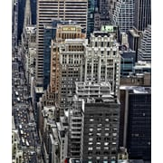 Carlyle Fine Art Architecture High Times by Jordan Carlyle Photographic Print; 48'' x 36''