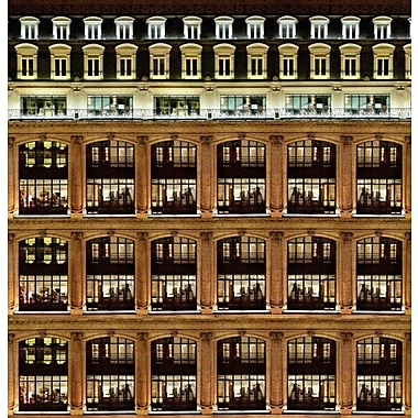 Carlyle Fine Art Architecture Block by Jordan Carlyle Graphic Art; 54'' x 72''