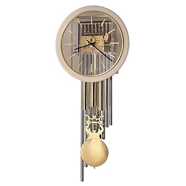 Howard Miller Grand Oversized 27.5'' Focal Point Gallery Wall Clock