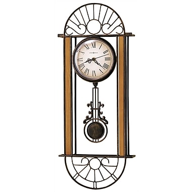Howard Miller Decorative Quartz Devahn Wall Clock