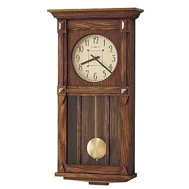 Howard Miller Chiming Quartz Ashbee II Wall Clock