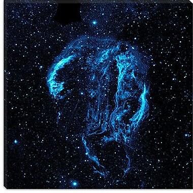 iCanvas Cygnus Loop Nebula (Galaxy Evolution Explorer) Photographic Print on Canvas