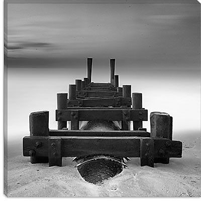 iCanvas ''Iron Age'' Canvas Wall Art by Geoffrey Ansel Agrons; 26'' H x 26'' W x 1.5'' D