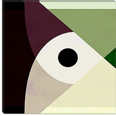 iCanvas Modern Acrobat ll Graphic Art on Canvas; 37'' H x 37'' W x 0.75'' D