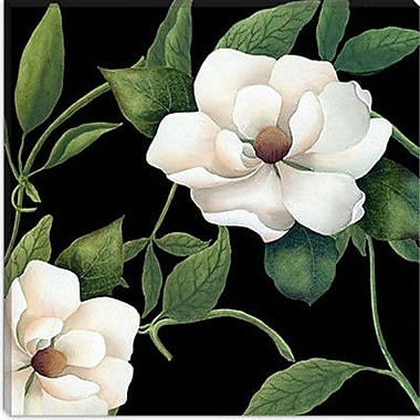 iCanvas ''Sweet Magnolias I'' Canvas Wall Art from Color Bakery; 12'' H x 12'' W x 1.5'' D
