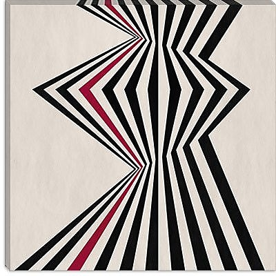 iCanvas Modern Fragment Graphic Art on Canvas; 37'' H x 37'' W x 0.75'' D