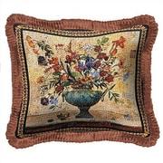 Fine Art Tapestries Radiance Throw Pillow