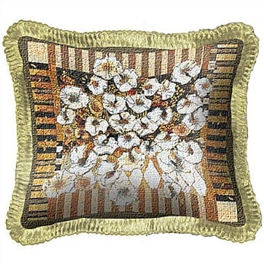 Fine Art Tapestries Love Letters Throw Pillow