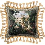 Fine Art Tapestries Aix en Provence Throw Pillow