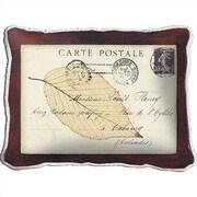 Fine Art Tapestries Leaf Envelopes Lumbar Pillow