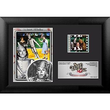 Trend Setters Wizard of Oz 75th Anniversary (Tin Man) Mini FilmCell Presentation Framed Memorabilia