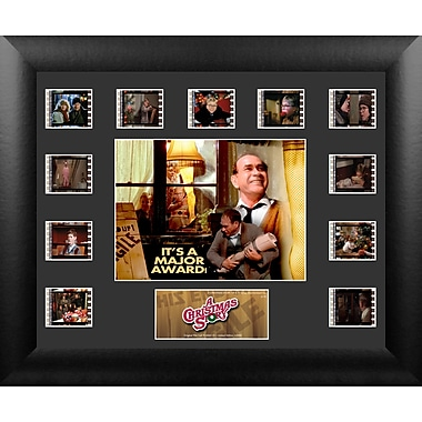Trend Setters A Christmas Story Mini Montage FilmCell Presentation Framed Memorabilia