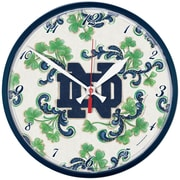 Wincraft NCAA 12.75'' Wall Clock; Notre Dame