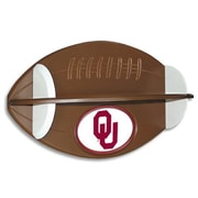 Fan Creations NCAA Football 11.5'' Bookshelf; Oklahoma