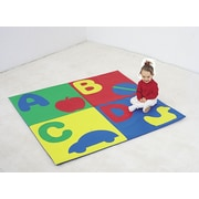 Children's Factory A-B-C-D Mat