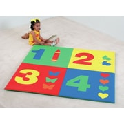 Children's Factory 1-2-3-4 Mat