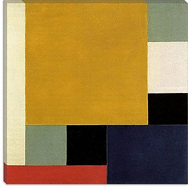 iCanvas ''Composition XXII'' Canvas Wall Art by Theo van Doesburg; 18'' H x 18'' W x 0.75'' D