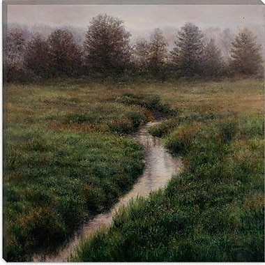 iCanvas ''Morning Solitude'' by Kathie Thompson Painting Print on Canvas; 26'' H x 26'' W x 0.75'' D