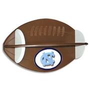 Fan Creations NCAA Football 11.5'' Bookshelf; North Carolina