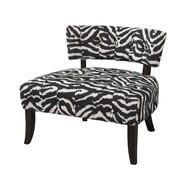 Powell ''Lady Slipper'' Slipper Chair