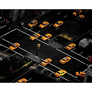 Carlyle Fine Art Transportation Park Ave by Jordan Carlyle Photographic Print; 36'' x 48''
