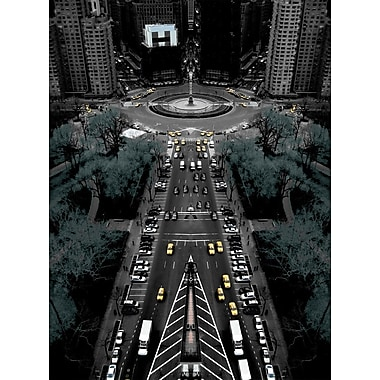 Carlyle Fine Art Transportation Focal Point by Jordan Carlyle Photographic Print; 72'' x 54''