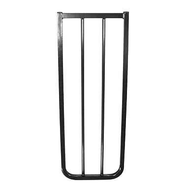 Cardinal Gates 10.5'' Gate Extension; Black