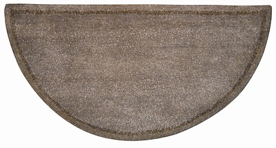 Uniflame Hand-Tufted 100pct Wool Hearth Rug; 1'10'' x 3'8''