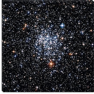 iCanvas Astronomy and Space NGC 265 Open Cluster (Hubble Space Telescope) Graphic Art on Canvas