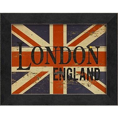 The Artwork Factory London England Framed Graphic Art