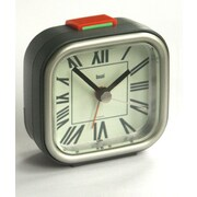 Bai Design Squeeze Me Travel Alarm Clock; Roma White