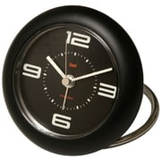 Bai Design Rondo Travel Alarm Clock; Black