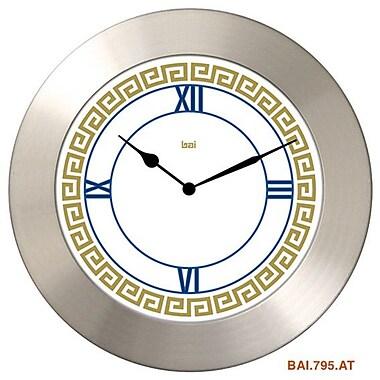 Bai Design 12'' Athens Wall Clock