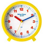 Bai Design 6'' What-Time-Is-It Learning Clock