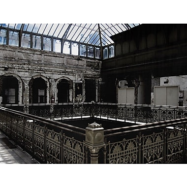 Carlyle Fine Art Architecture Beckman Hall by Jordan Carlyle Photographic Print; 15'' x 20''