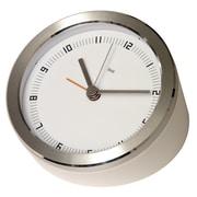 Bai Design 3.5'' Blanco Executive Alarm Clock