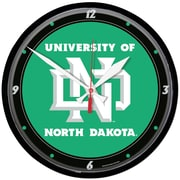 Wincraft NCAA 12.75'' Wall Clock; North Dakota University