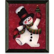 Timeless Frames Move It Move It Christmas Holiday by Andrea Roberts Framed Graphic Art
